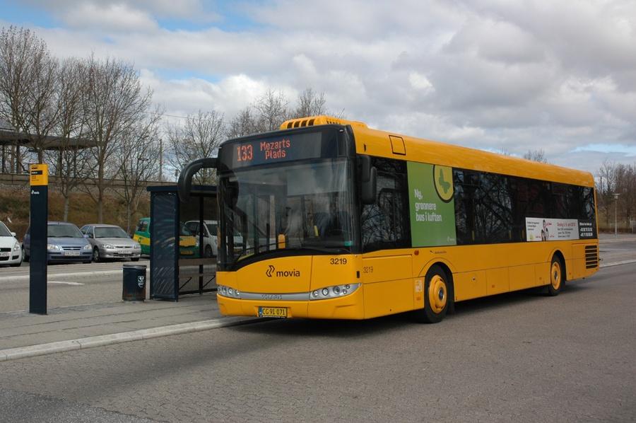Anchersen Rute 3219/CG91071 ved Avedøre st. den 31. marts 2012