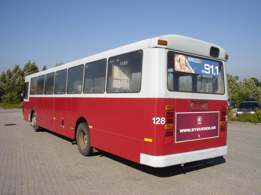 Ex. Odense Bybusser 128 hos Bus Center Vest den 22. september 2006