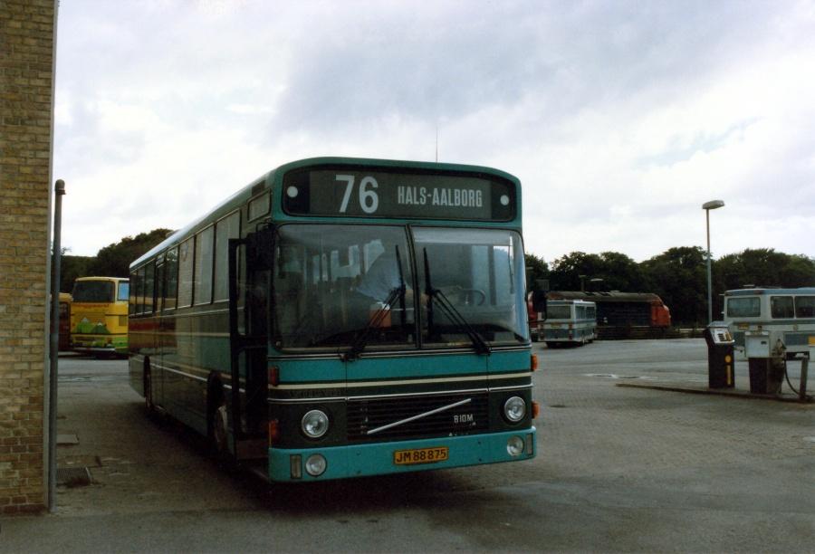Hals Rutebiler JM88875 i Aalborg