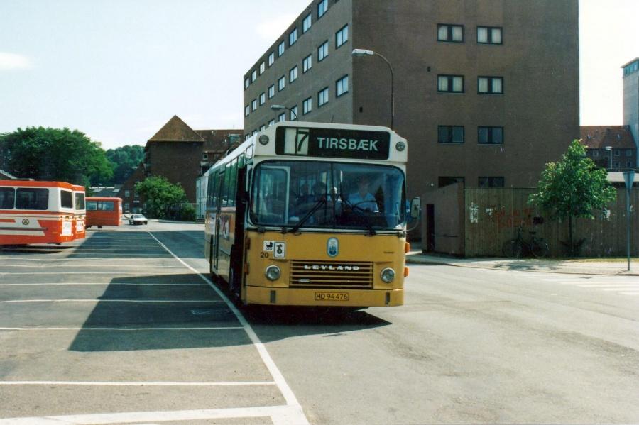 Vejle Bustrafik 20/HD94476 i Vejle