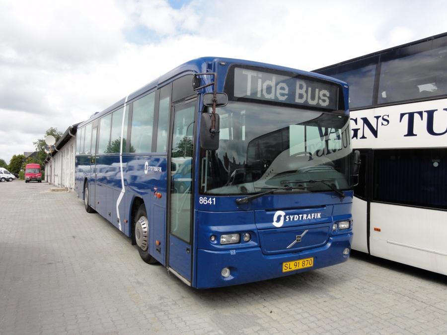 Tide Bus 8641/SL91870 hos Vejstruprød Busimport den 30. juni 2010