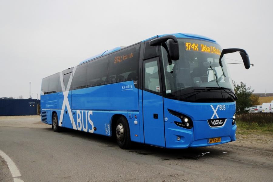 Keolis 278/AV52471 i Aalborg den 30. oktober 2015