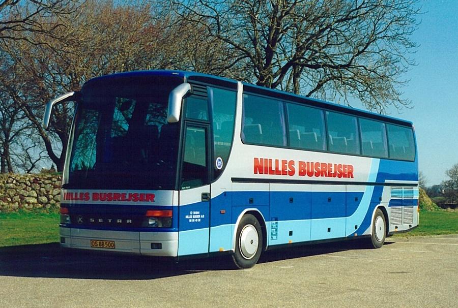 Nilles Busrejser OS88500