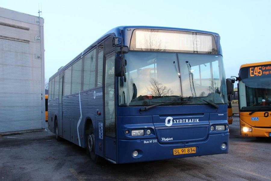 Bent Thykjær 311/SL91834 på Gammelhavn i Vejle den 17. november 2013