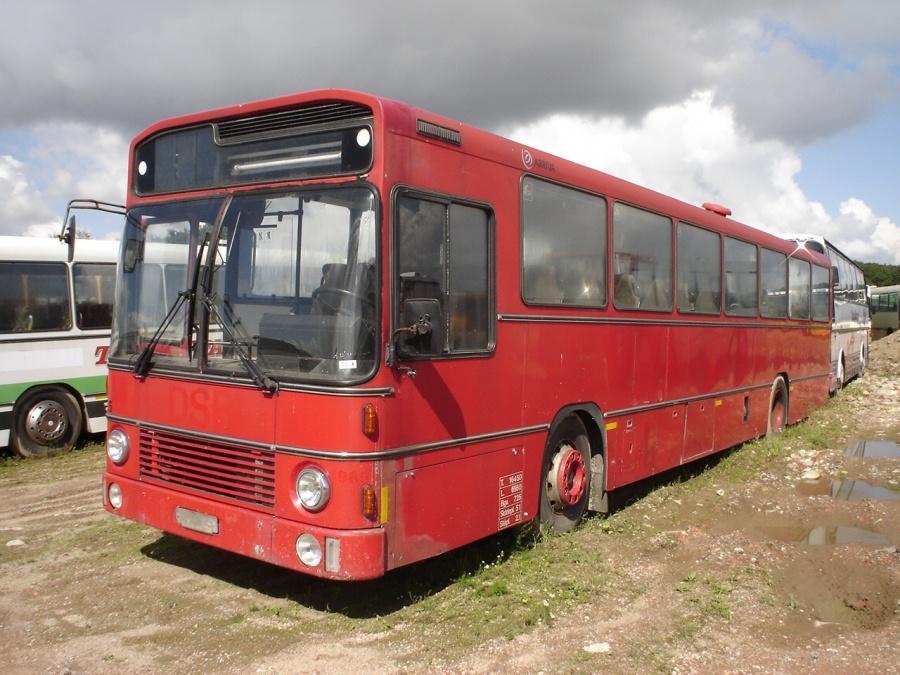 Ex. Arriva 9985 ved Vejstruprød Busimport den 22. august 2006