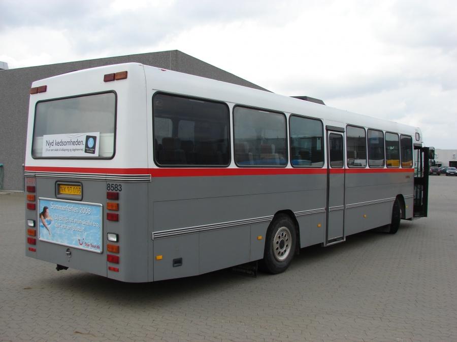 Arriva 8583/NX93003 i Hedensted den 10. august 2009