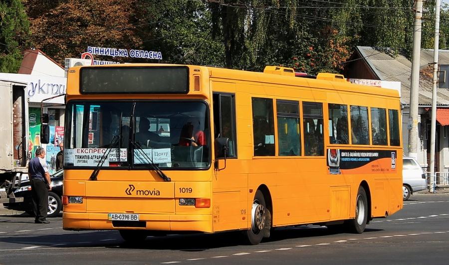 AB0398BB i Vinnitsa, Ukraine den 14. september 2012