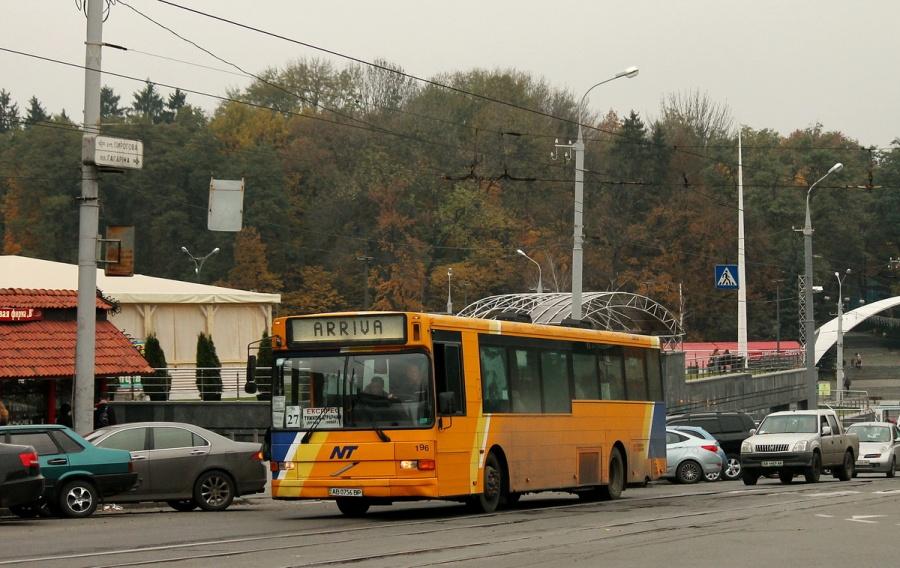 AB0756BP i Vinnitsa, Ukraine den 14. oktober 2013
