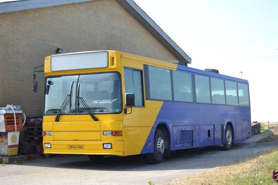 Flemming Hollen XM94990 i Løgstør den 22. juli 2013