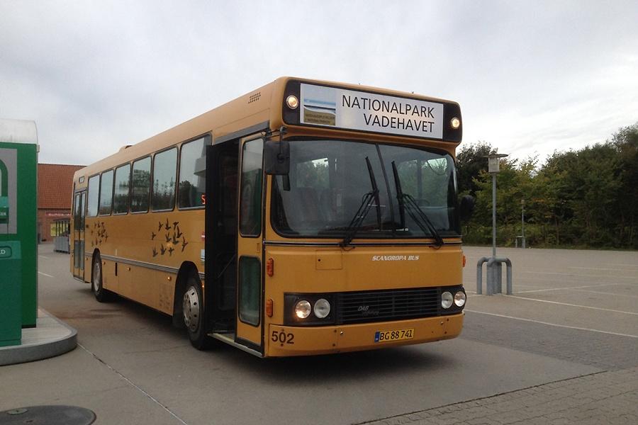 Scanoropa BG88741 i Tønder den 25. september 2013
