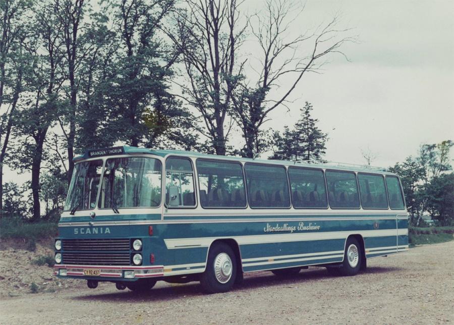 Nordsallings Buslinier CY92437