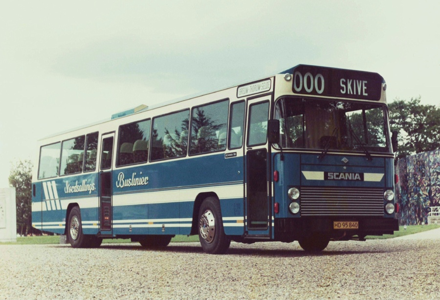 Nordsallings Buslinier HD95840