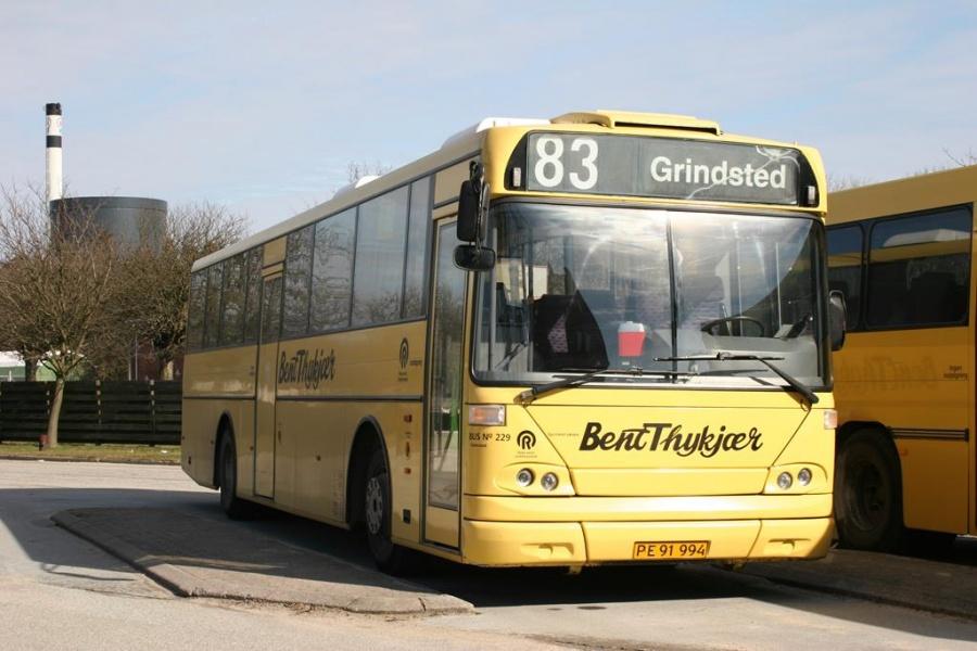 Bent Thykjær 229/PE91994 i Grindsted den 20. marts 2005