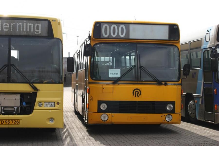 Bus Center Vest i Kolding den 28. marts 2005