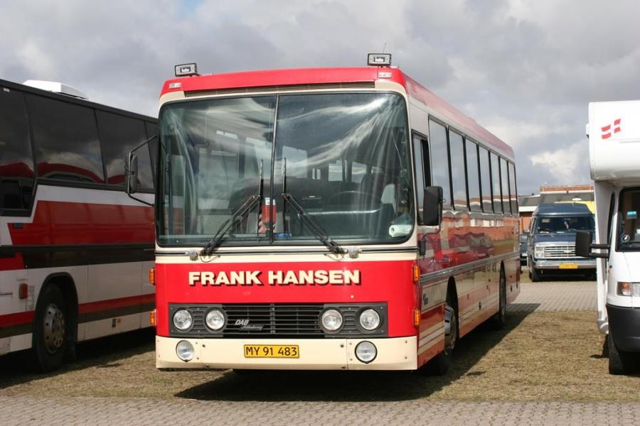 Frank Hansen MY91483 i Herning den 9. april 2005