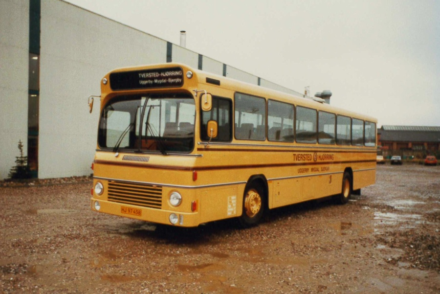 Tversted Rutebiler HJ97438