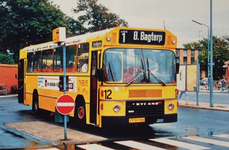 Hjørring Bybusser 12/ET91526