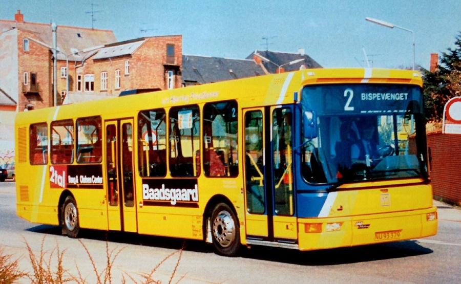 Hjørring Bybusser 19/NU93379