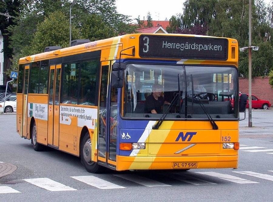 Nordtrafik 152/PL97595