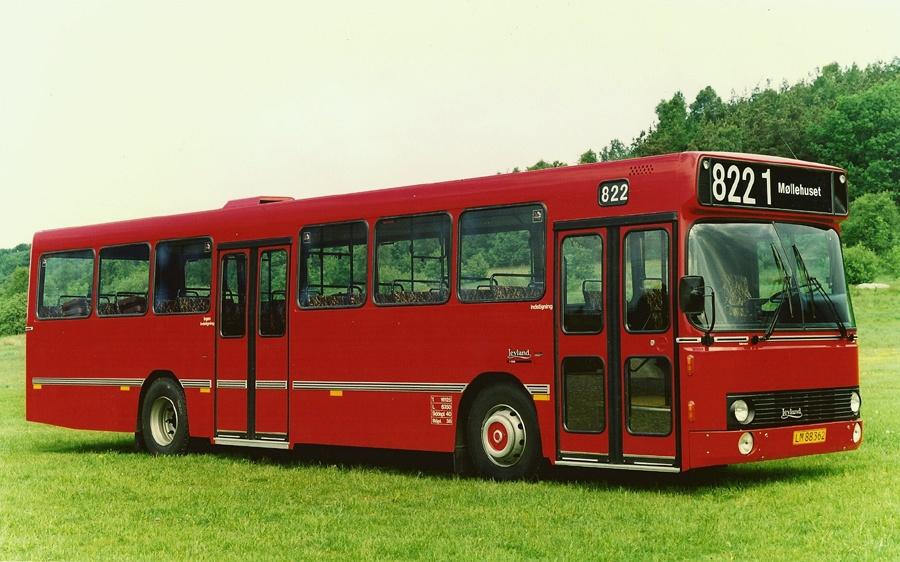Frederikshavn Omnibiler LM88362