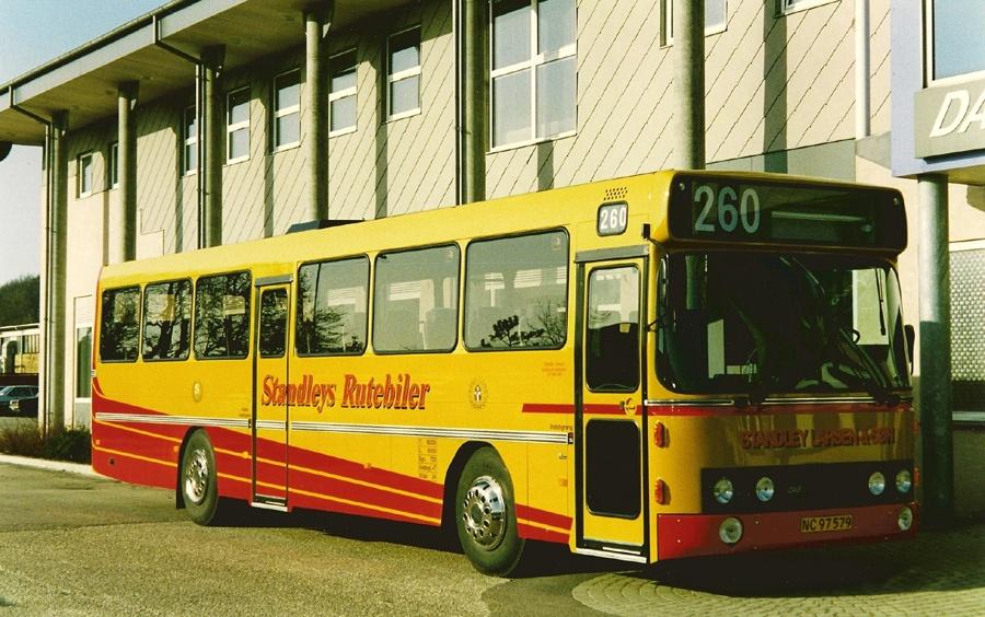 Standleys Rutebiler 8/NC97579