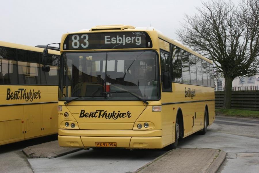 Bent Thykjær 229/PE91994 i Grindsted den 1. maj 2005