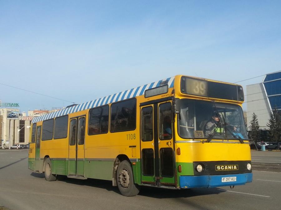 VoSca 1108/F097KU i Ust-Kamenogorsk/Öskemen i Kazakhstan den 1. december 2013