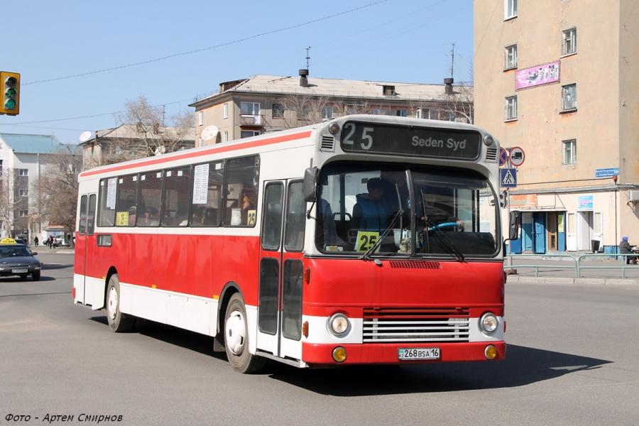 S.Aleksander 268BSA16 i Ust-Kamenogorsk/Öskemen i Kazakhstan den 1. april 2014