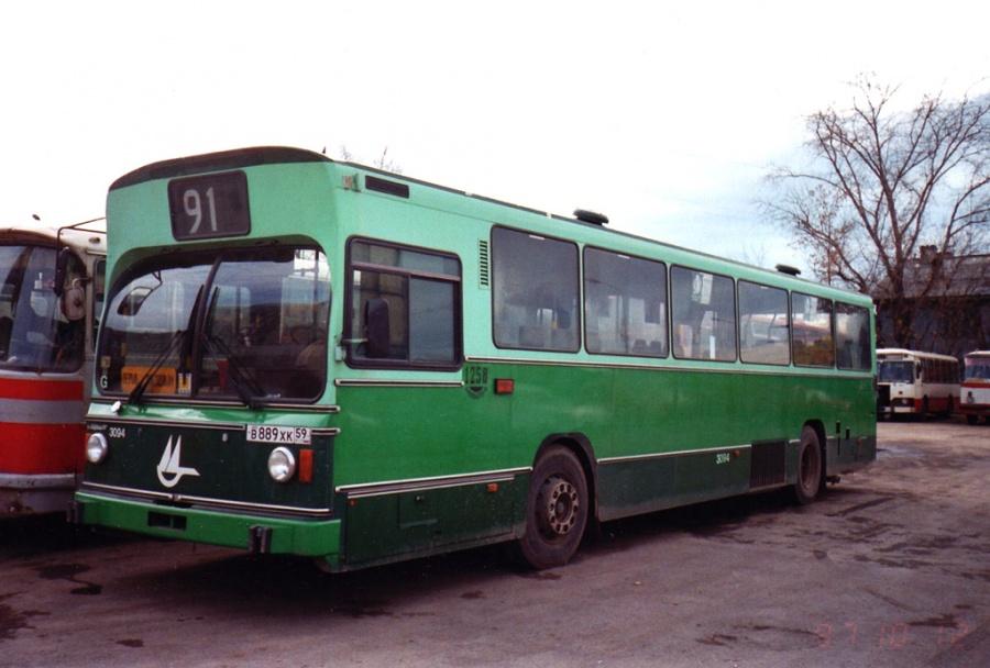 PATP-4 41258/B889XK59 i Perm i Rusland den 12. oktober 1997