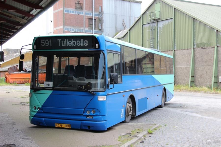 Bergholt 357/RC91288 i Rudkøbing den 8. juni 2014