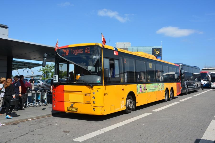 Nettbuss 8473/VP90288 i Kastrup Lufthavn den 7. juni 2014