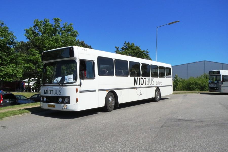 Midtbus Jylland 127/LS89540 i Gistrup den 29. maj 2014