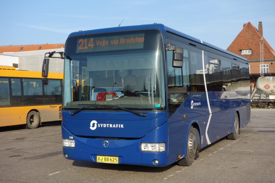 Bent Thykjær 238/XJ88625 på Gammelhavn i Vejle den 28. juni 2014