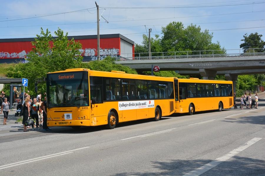 Keolis 2459/US94441 ved Dyssegård st. den 5. juli 2014