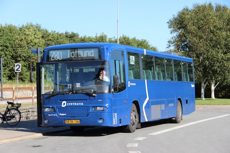 Bent Thykjær 152/SB96126 i Skærbæk den 16. juli 2014