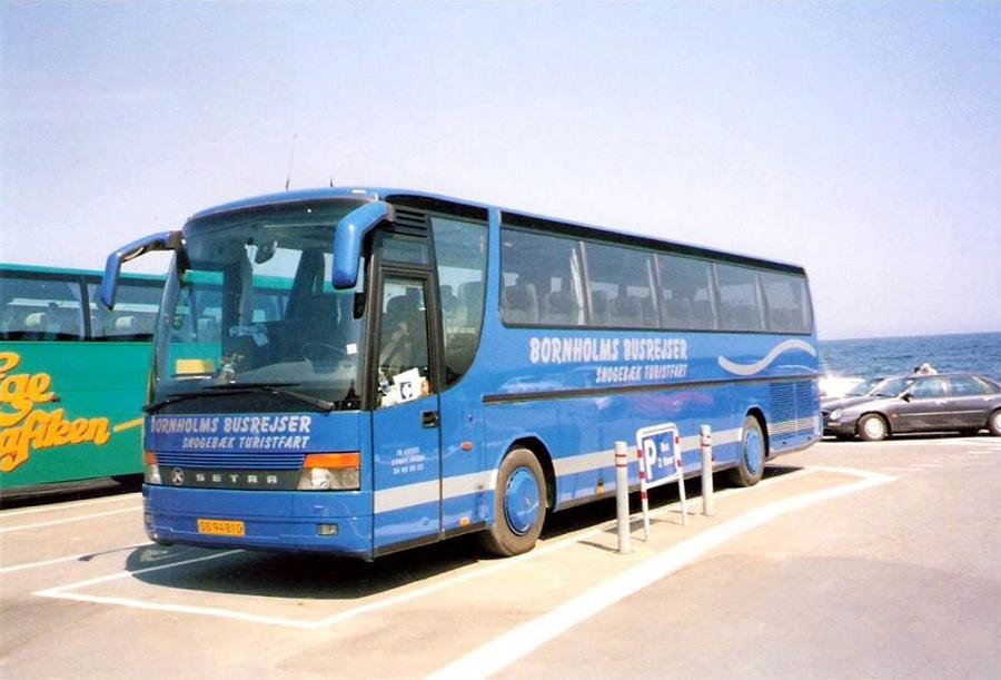 gudhjem busrejser