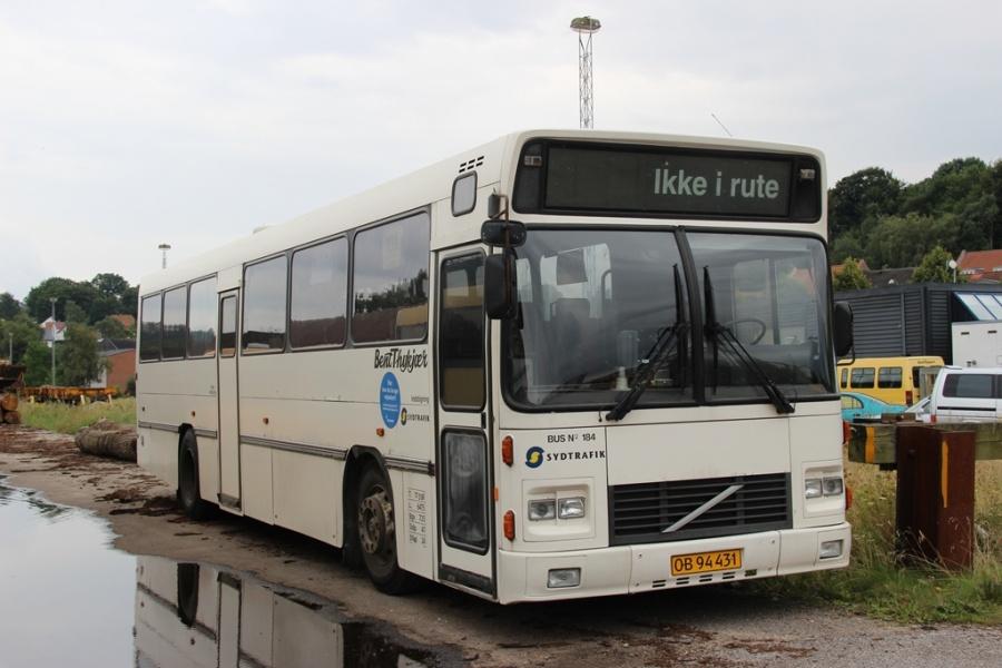 Bent Thykjær 184/OB94431 på Gammelhavn i Vejle den 7. august 2014