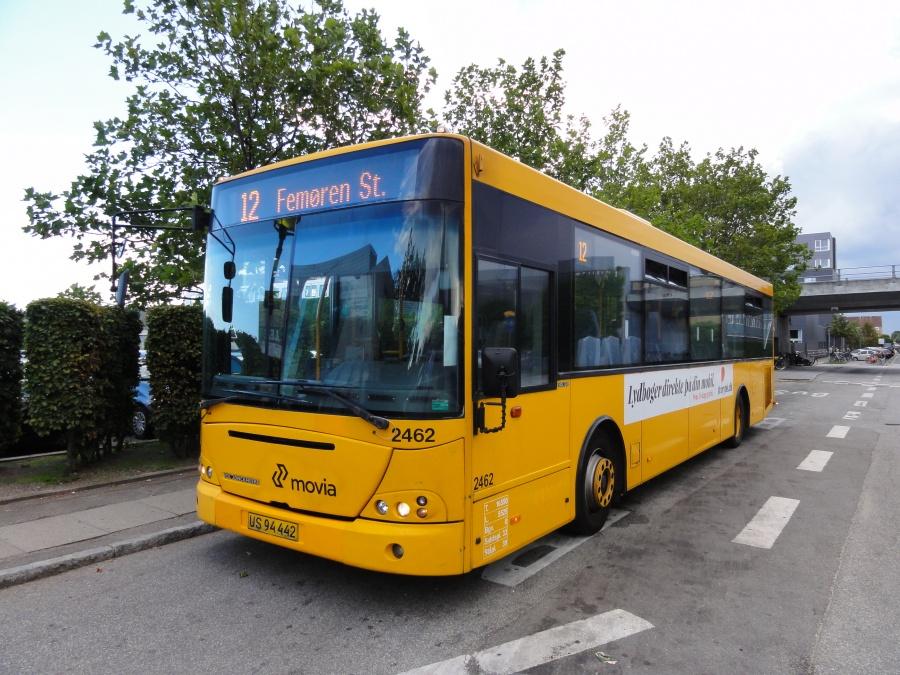 Keolis 2462/US94442 ved Femøren Station den 14. august 2014