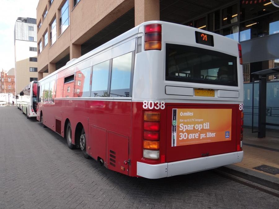 Tide Bus 8038/SM90327 ved Odense Banegård Center den 3. september 2014