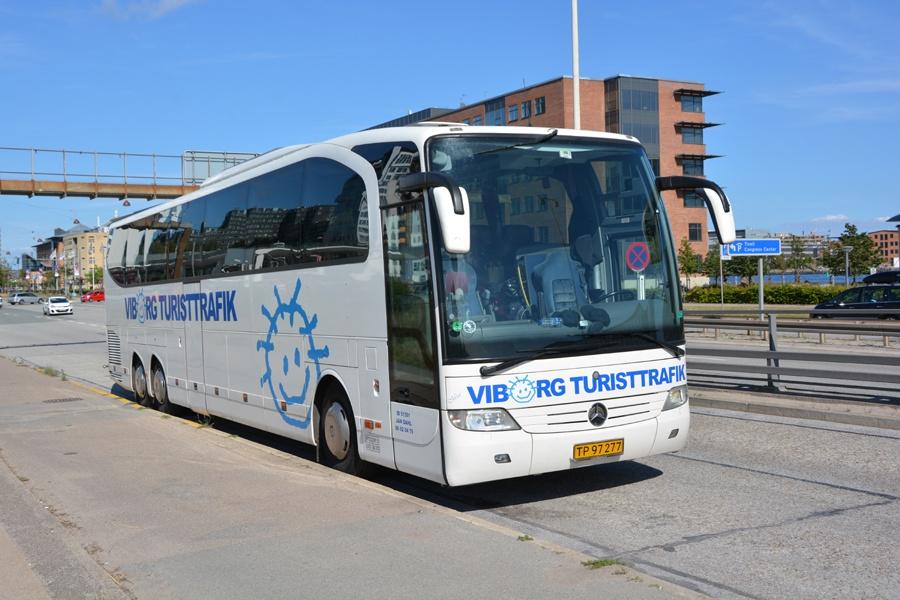 Viborg Turisttrafik TP97277 på Kalvebod Brygge i København den 1. august 2015