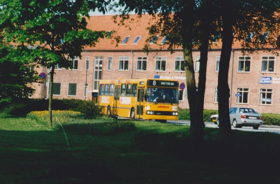 Unibus 27/JK93651 på Enghavevej i Vejle den 30. maj 1996