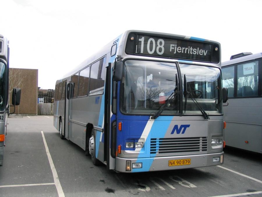 Bent Thykjær 357/NX90879 i Løgstør den 7. april 2006