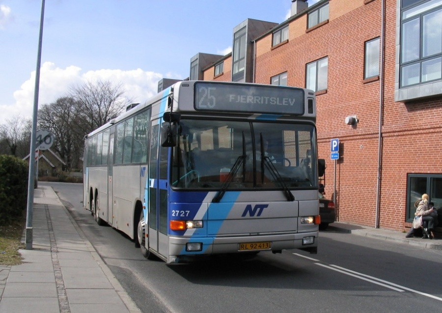 Connex 2727/RL92413 i Fjerritslev den 7. april 2006