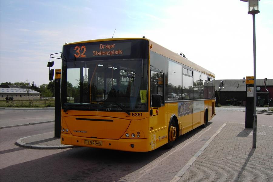 Connex 6361/TT94345 på Nøragersmindevej på Vestamager den 10. september 2005