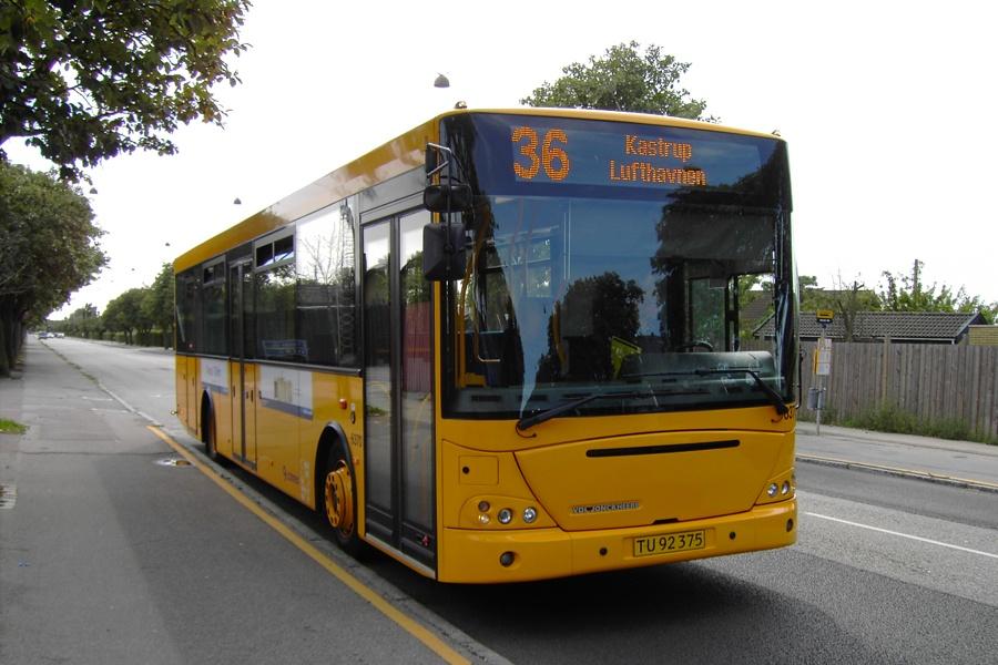 Connex 6370/TU92375 på Kongelundsvej på Vestamager den 10. september 2005