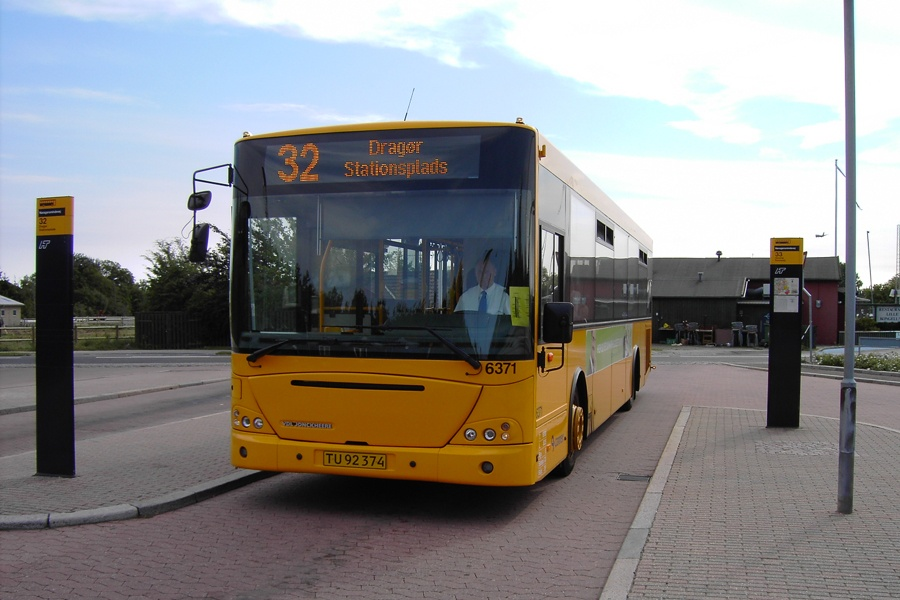 Connex 6371/TU92374 på Nøragersmindevej på Vestamager den 10. september 2005