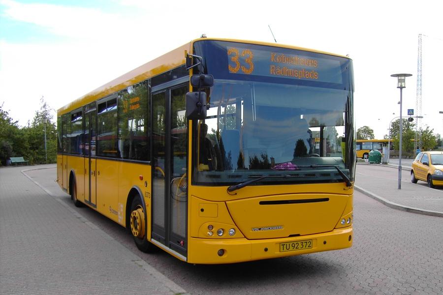 Connex 6373/TU92372 på Nøragersmindevej på Vestamager den 10. september 2005