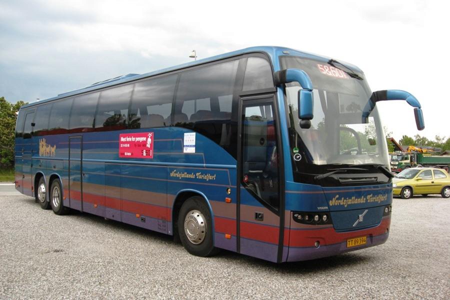 Nordsjællands Turistfart TT89394 i Gilleleje den 31. maj 2013