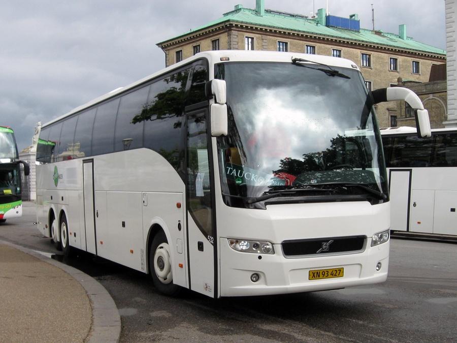 Vikingbus 532/XN93427 på Churcills Plads i København den 17. maj 2011