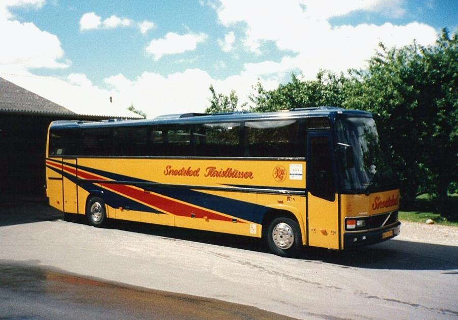 Snedsted Turistbusser NR96016 i Snedsted